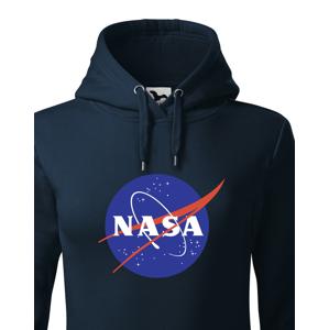 Dámská mikina s potiskem vesmírné agentury NASA