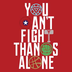 Dámské tričko s motivem Avengers 2 Infinity war