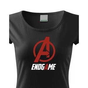 Dámské tričko s motivem Avengers EndGame - ideální pro fanoušky Marvel