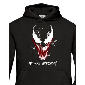 Dětská mikina s potiskem Venom od Marvel - ideální dárek pro fanoušky