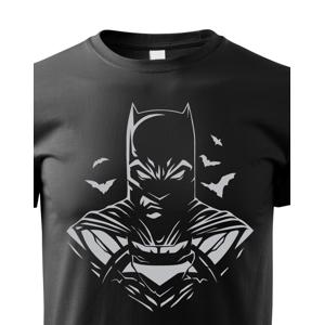 Dětské tričko s motivem Batmana - ideální dárek pro fanoušky komiksů