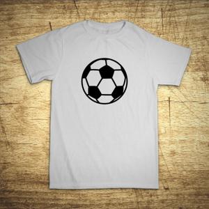 Detské tričko s motívom Futbal 3