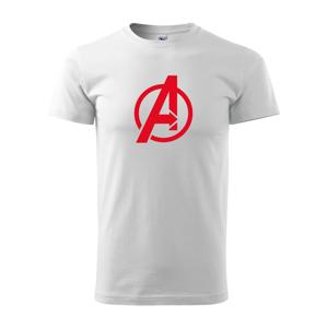 Dětské tričko s populárním motivem Avengers