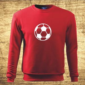 Mikina s motívom Futbal 3
