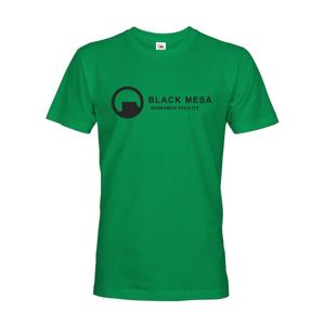Pánské tričko s motivem Black Mesa