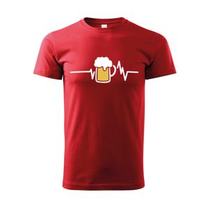Pánské tričko s potiskem pivo pro každou příležitost