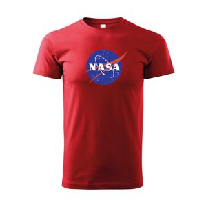Pánské tričko s potiskem vesmírné agentury NASA