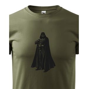 Pánské tričko Star Wars s Darth Vaderem - skvělý dárek pro fanoušky