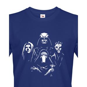 Pánské tričko Star Wars - Sithové - ideální dárek na narozeniny nebo Vánoce
