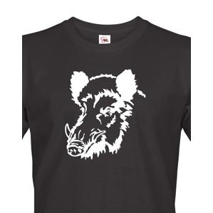 Tričko pro myslivce Prase divoké - ideální dárek
