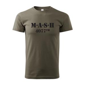 Tričko s potiskem legendárního seriálu MASH 4077 2